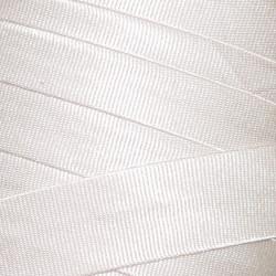 """Firanka szyta z woalu """"Paloma"""" - 80x300 cm - biała"""