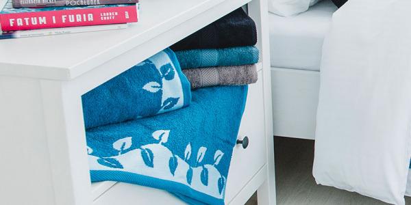 Ręcznik może być ozdobą Twojej łazienki!