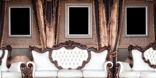 Kto wymyślił firanki? - historia tkaniny przesłaniającej okno