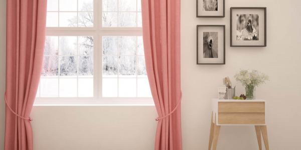 Wyjątkowa dekoracja okna