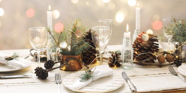 Jak przystroić stół świąteczny? - cz. II