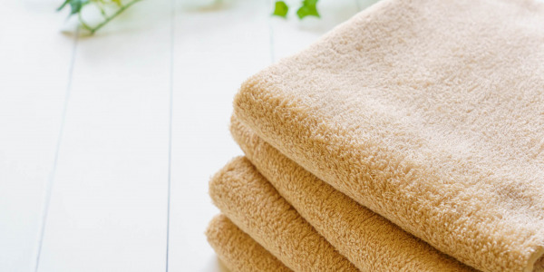 Ręczniki frotte i bambusowe
