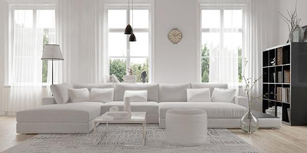 W jaki sposób dobrać kolor okien do stylu wnętrza?